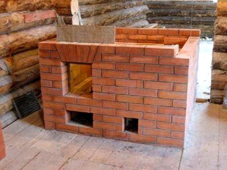 Печь-теплушка модели Подгородникова. Фото с сайта kladfinder.ru