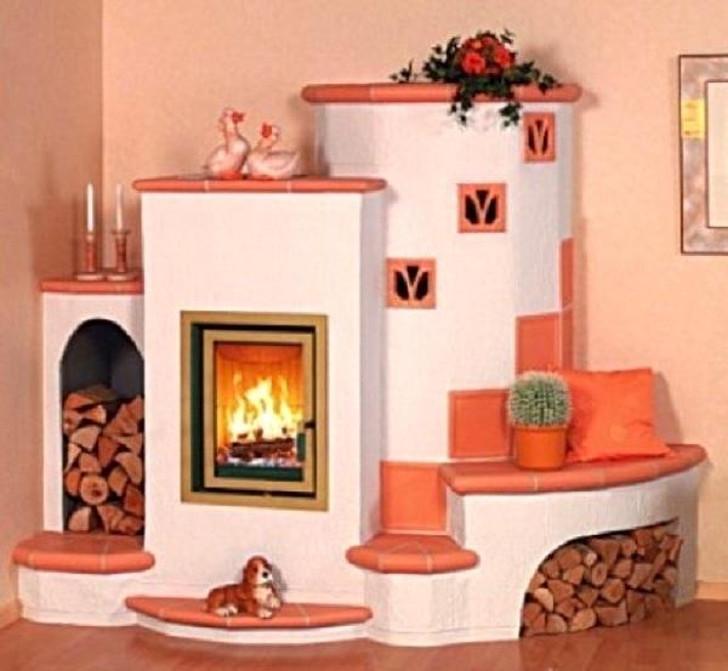 Крашеная печь. Фото с сайта to-chto-nuzhno.com