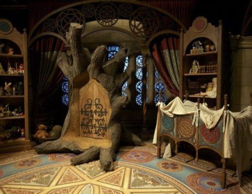 Сказочная комната для девочки