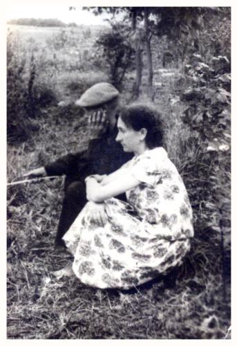 Портреты из старого альбома (фото из архива В.Кузмина)