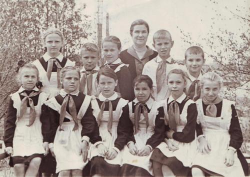 Майданово, архивные фото (фото из архива В.Кузьмина)