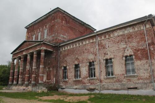 Выездное заседание Клинского отделения ВООПИиК (Фото В.Кузьмин, июнь 2021 года)