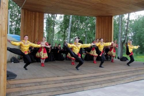 Концерт Государственного ансамбля русской музыки и танца «Садко» (Фото и видео В.Кузьмина, июнь 2021 года)