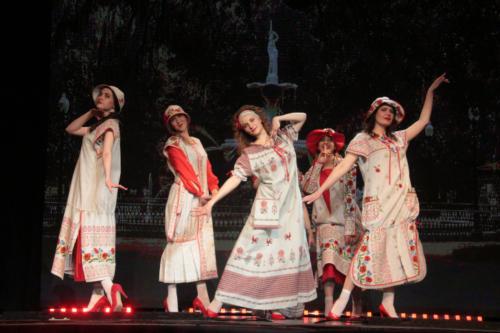 Большой отчетный концерт студииэстрадноготанца«Гротеск» (МЦ «Стекольный», фото и видео В.Кузьмин, май 2021 года)