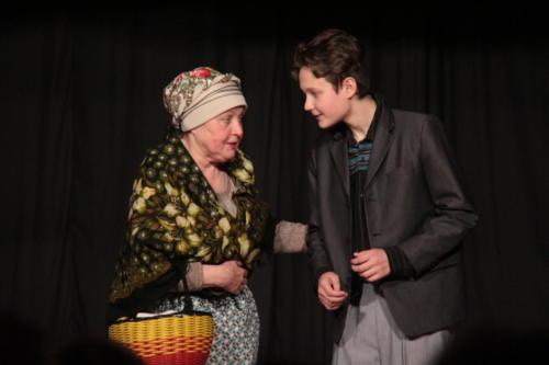 Премьера спектакля «Капитан Джим» образцового детского театра-студии «Сказка» (май 2021 года, фото В.Кузьмин)