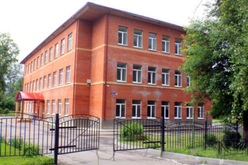 Школа №12 (фото В.Кузьмин)