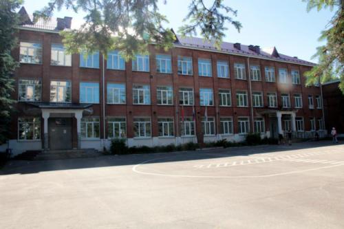 Школа №13 (фото В.Кузьмин)