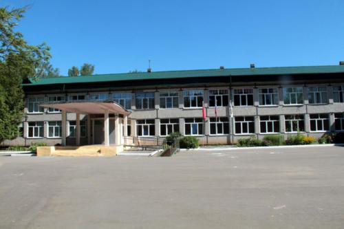 Школа №16 (фото В.Кузьмин)