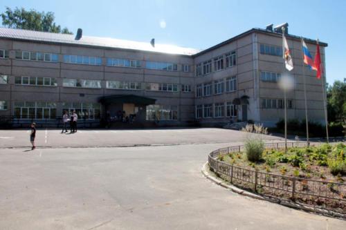 Школа №17 (фото В.Кузьмин)