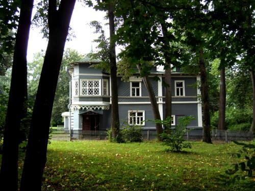 Музей-заповедник П.И.Чайковского (фото Василий Кузьмин, 2015 год)