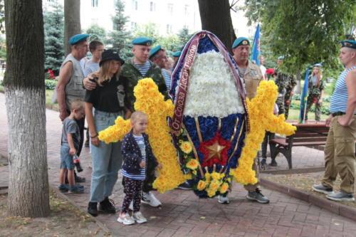 День ВДВ 2021 (фото В.Кузьмин)