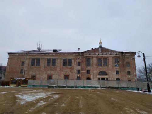 Троицкий собор, Советская площадь (фото Олег Д.)