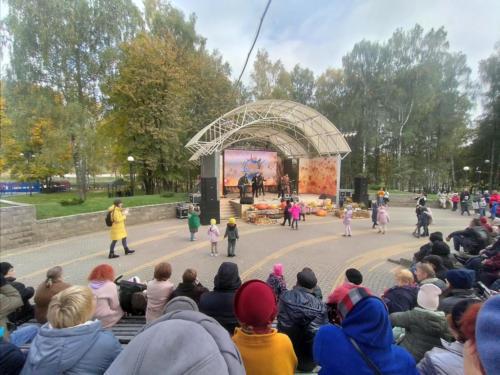 «Золотой кабачок, 2021» (фото из архива сайта infoce-klin.ru, октябрь, 2021)