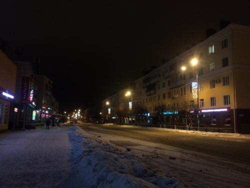 Сквер Афанасьева (фото Олег Д.)