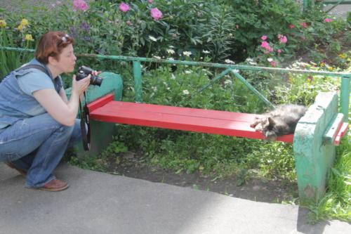 фото Василия Кузьмина и Елены Елиной