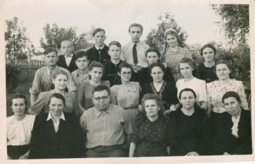 На фотографии Сергей Николаевич Некрасов, учитель литературы. В 60-е годы был завучем в 1-й школе (Татьяна Ткачева) (Фото из архива В.Кузьмина)