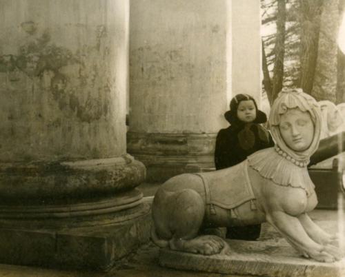 Усадьба (Фото из архива Инны Конышевой, предоставлено В.Кузьминым)