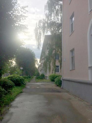 г.Клин, улица Мира (фото из архива сайта infoce-klin.ru, 2020 год)