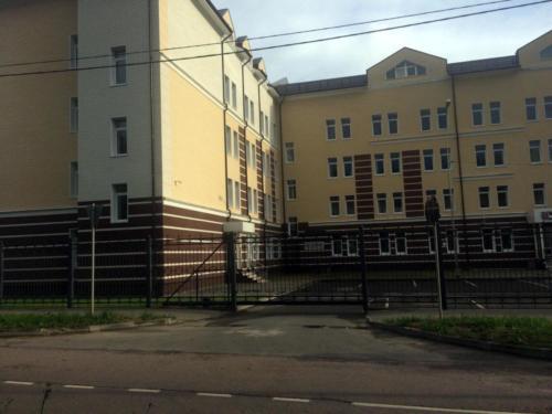 Клинская детская школа искусств имени П.И.Чайковского (фото из архива сайта infoce-klin.ru, 2020 год)
